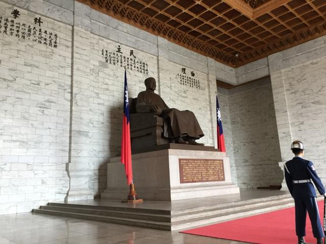 中正纪念堂内部2