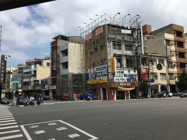 台南市区街道1
