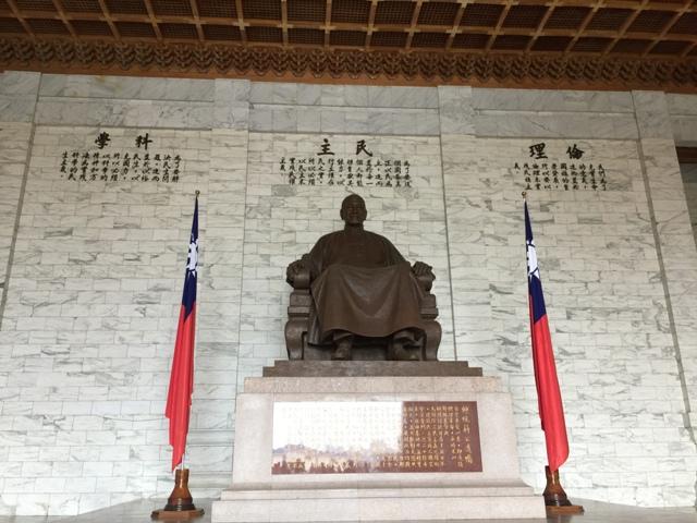 中正纪念堂内部1