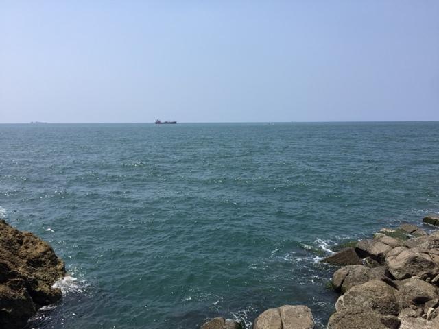 高雄海边4