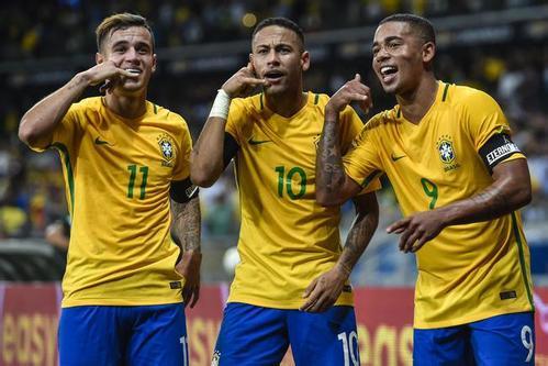 世界杯出线预测巴西