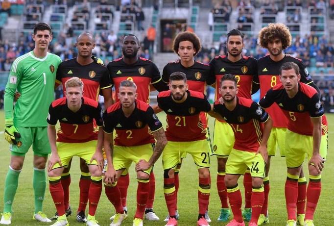 世界杯小组出线预测-比利时