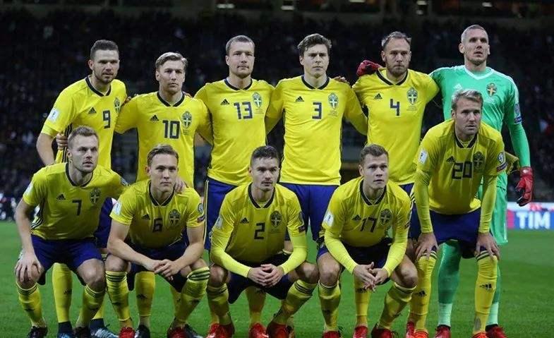 世界杯小组出线预测-瑞典