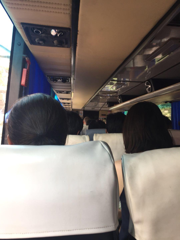 从曼谷去芭提雅的大巴
