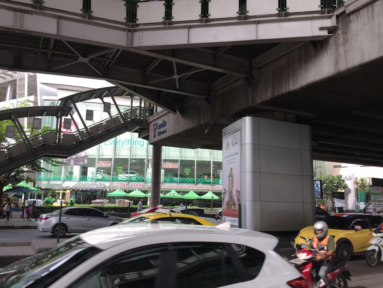 曼谷BTS EKKAMAI 亿甲迈站