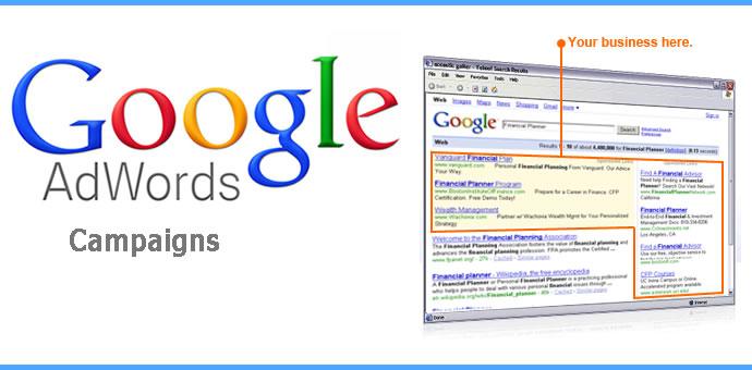 谷歌关键词广告