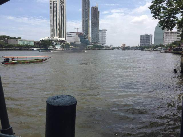 曼谷水公交