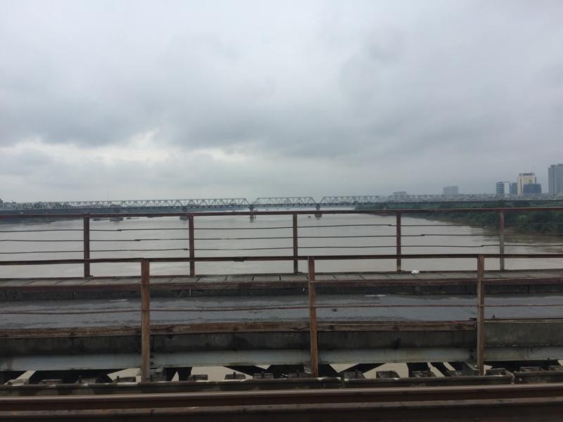 红河上的大桥