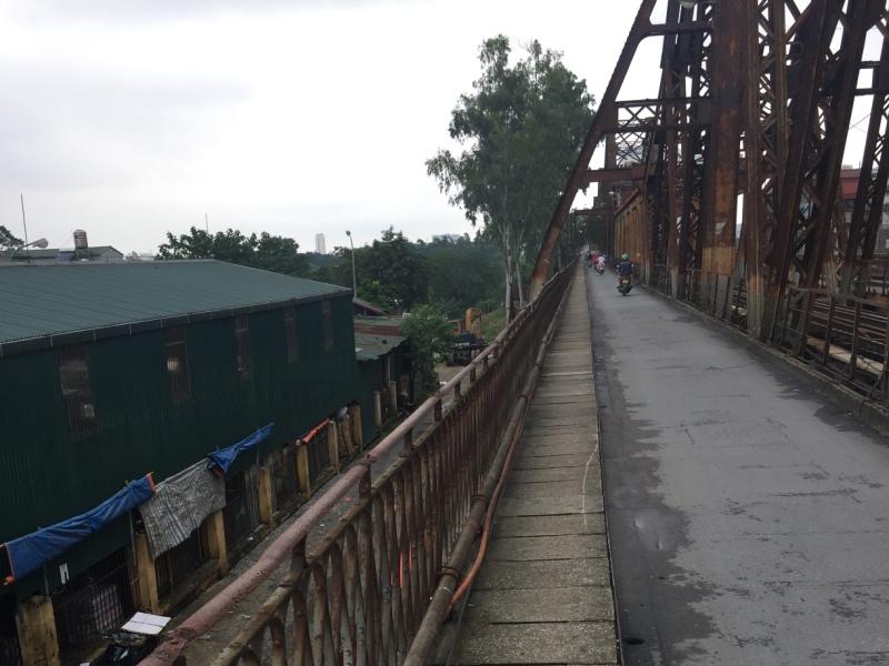 河内红河大桥