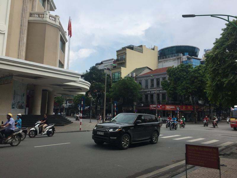 河内街头照片