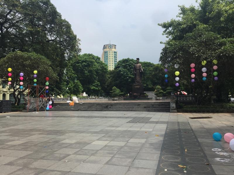 李太祖广场