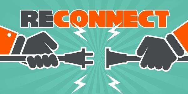 重新同客户建立联系