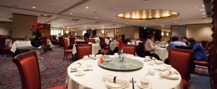 请国外客户吃中餐
