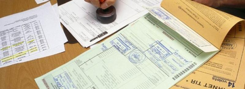 外贸单证文件