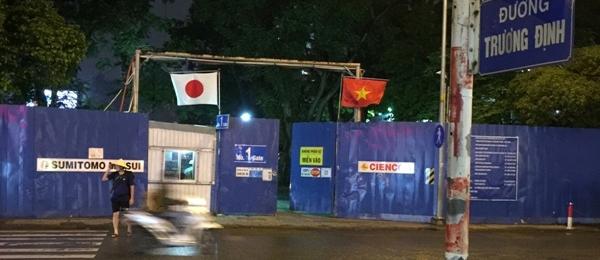 越南市场竞争