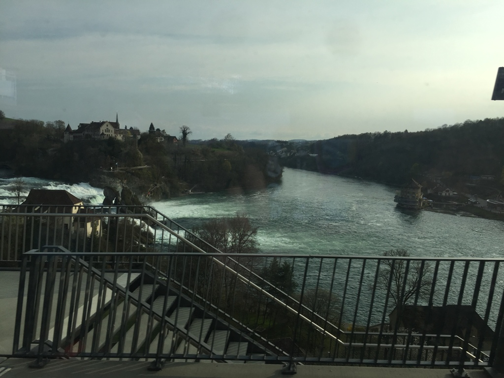 瑞士境内的湖泊