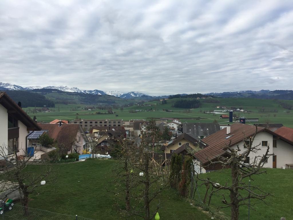 卢塞恩旁边的村庄