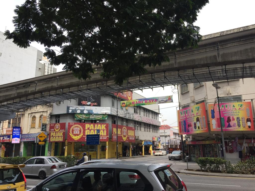 吉隆坡希尔顿花园酒店