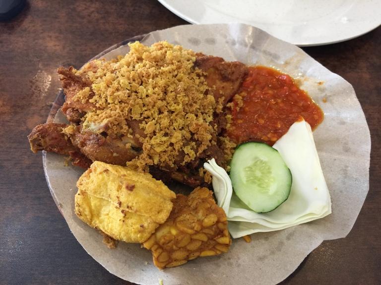 马来西亚当地口味