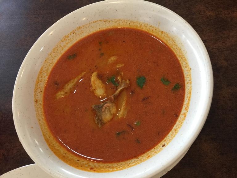 马拉西亚当地食物