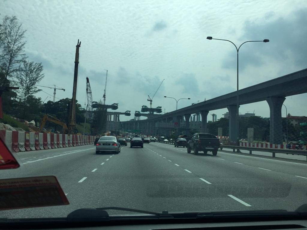 吉隆坡基建