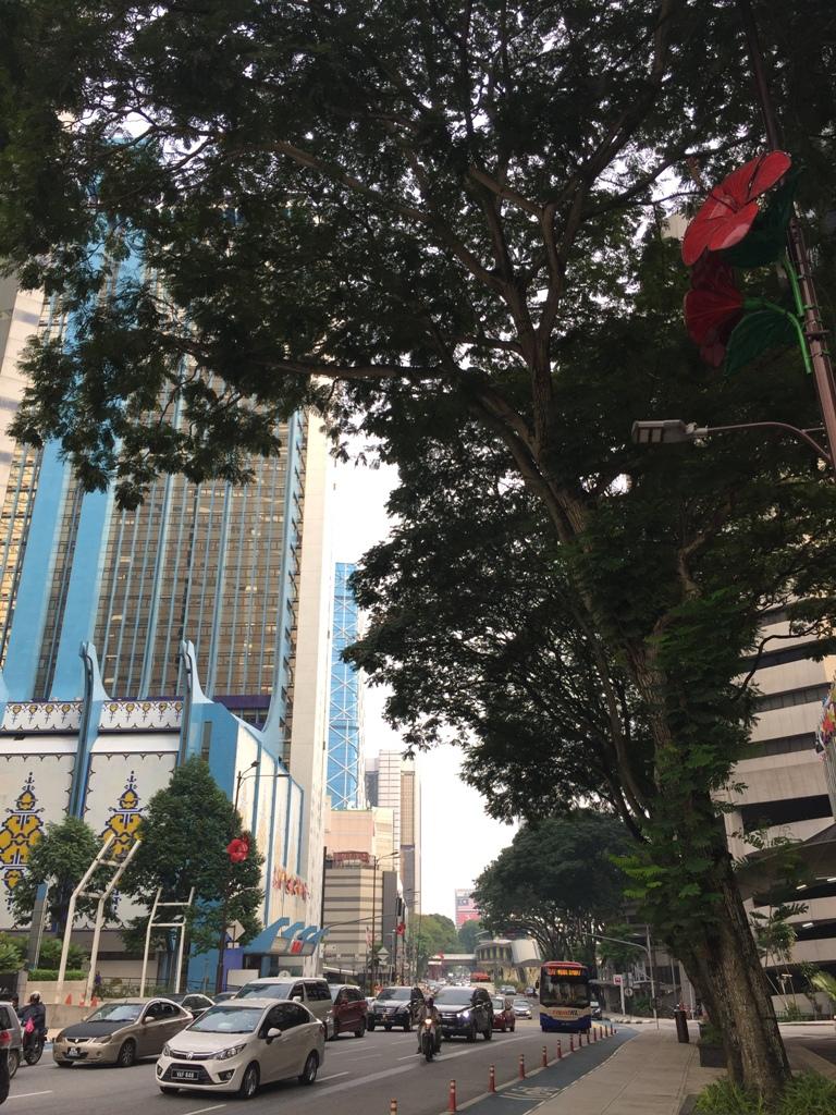 吉隆坡市区