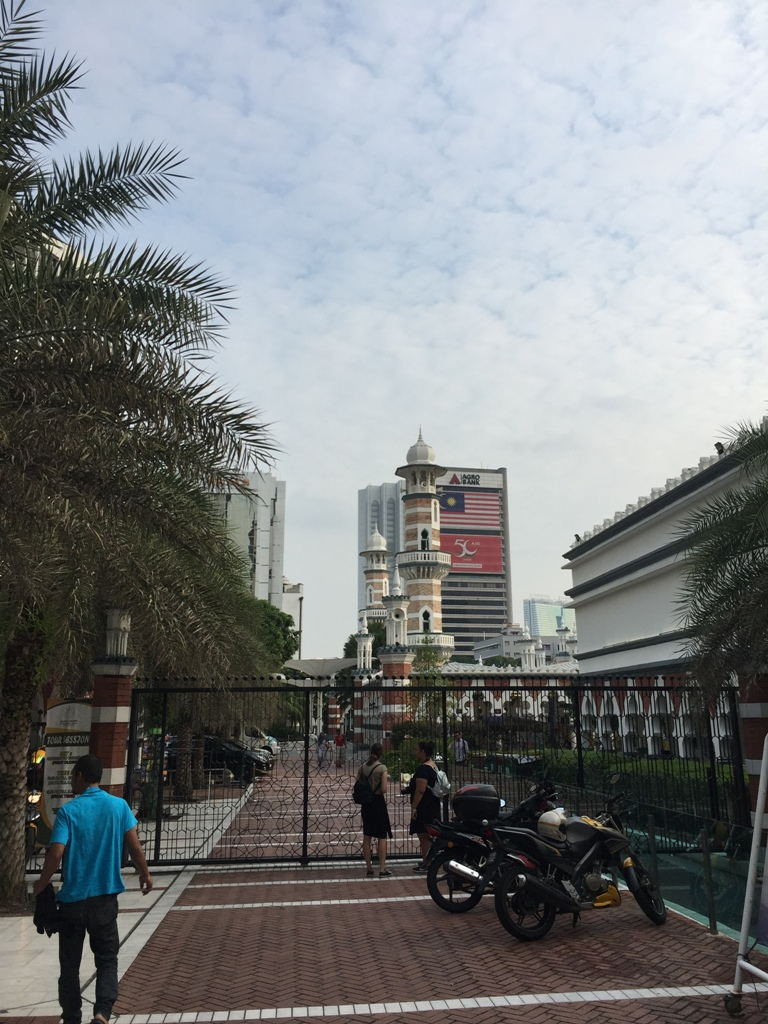 吉隆坡清真寺
