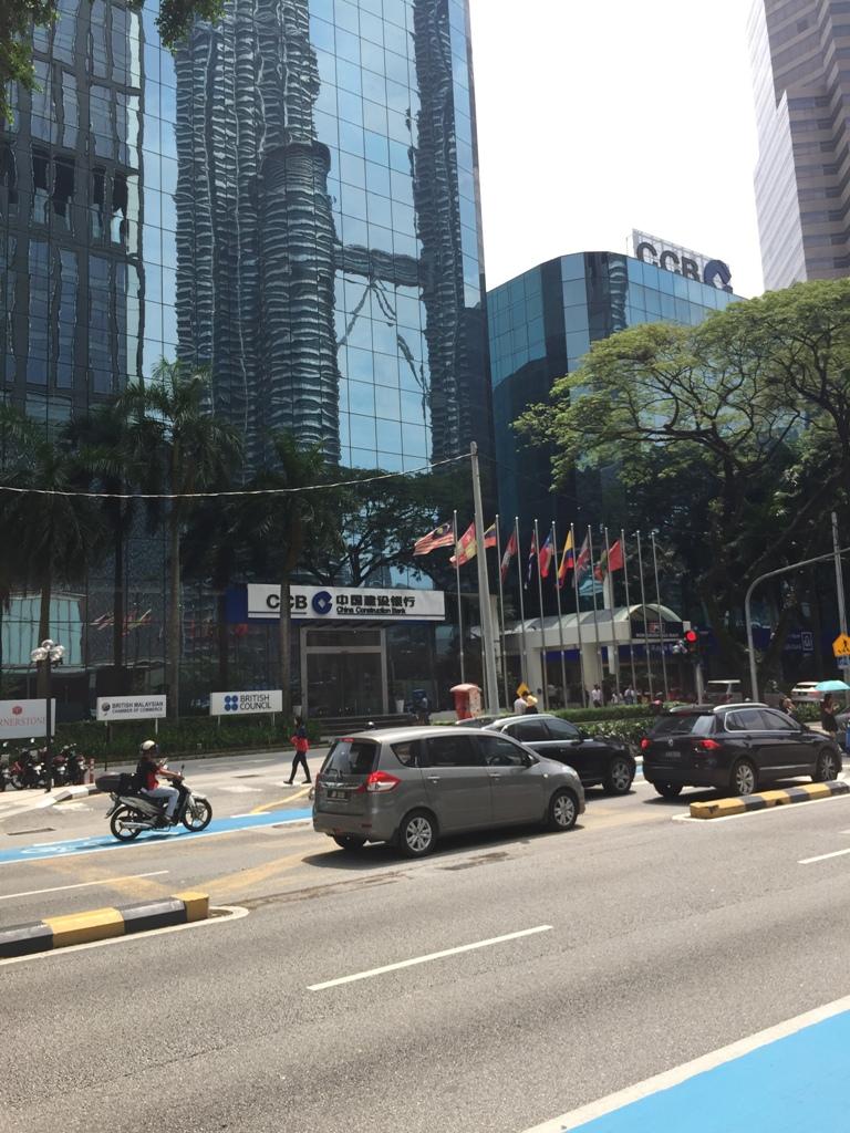 吉隆坡中国建设银行