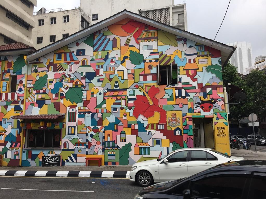 吉隆坡之旅