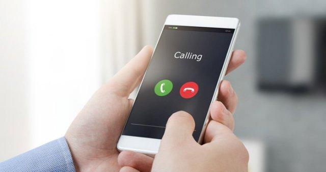国外客户打电话